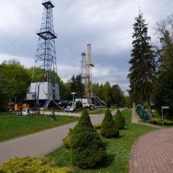 Bóbrka muzeum przemysłu naftwego