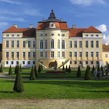 Pałac w Rogalinie - zdjęcie