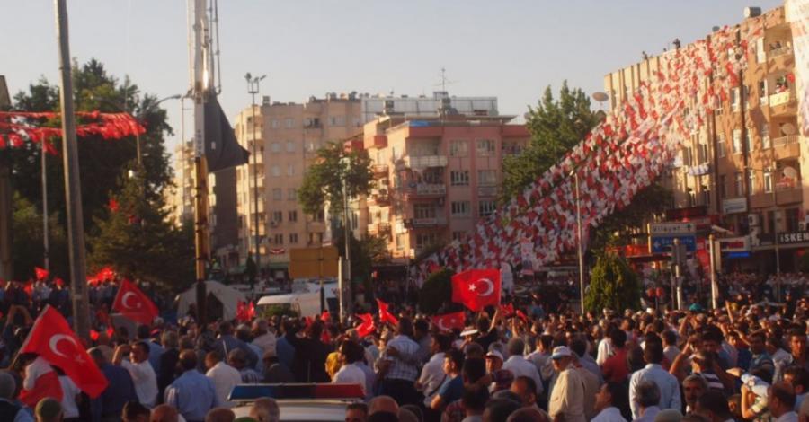 Turcja - 2015r cz. IV. - W stronę Syrii