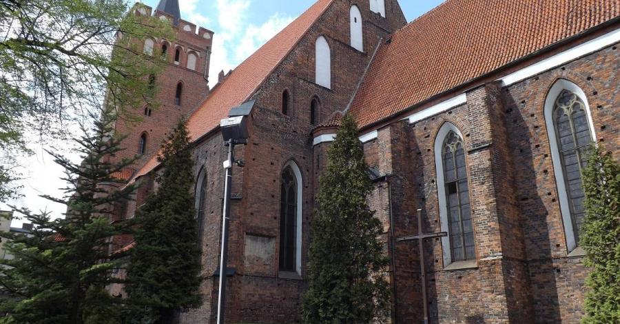 Kościół Św. Katarzyny w Brodnicy - zdjęcie
