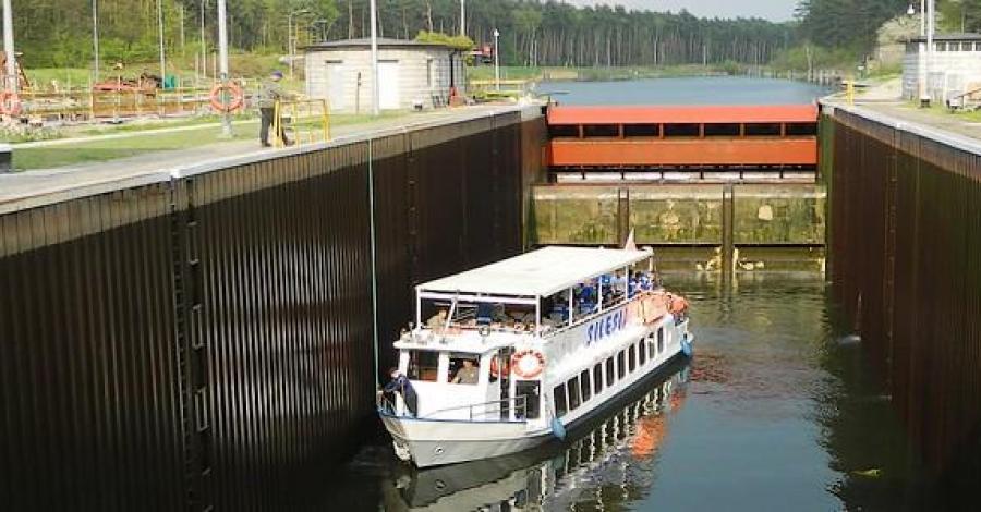 Rejsy po Kanale Gliwickim - zdjęcie