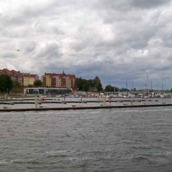 Marina w Kamieniu Pomorskim - zdjęcie