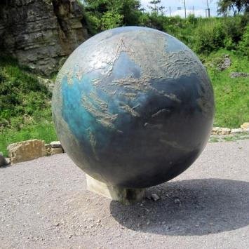 Rowerowa wycieczka-Jaworzno Geosfera.
