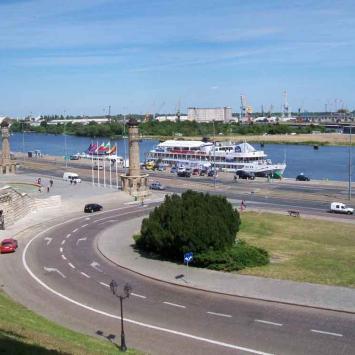 Szczecin - czerwonym szlakiem - zdjęcie