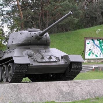 Mniszewo - Skansen bojowy - zdjęcie