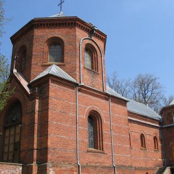 Kościół MB Ostrobramskiej w Antoninie