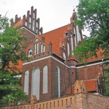 Kościół Św. Mikołaja w Gniewie - zdjęcie