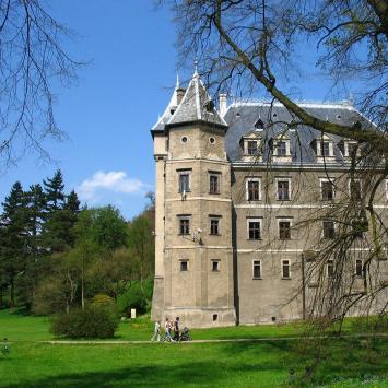 Zamek w Gołuchowie - zdjęcie