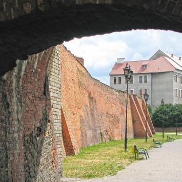Mury miejskie w Grudziądzu