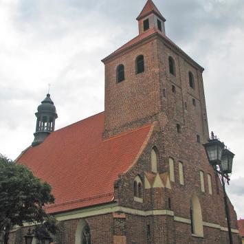 Kościół Św. Mikołaja w Grudziądzu