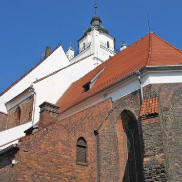 Kościół ewangelicki w Kluczborku