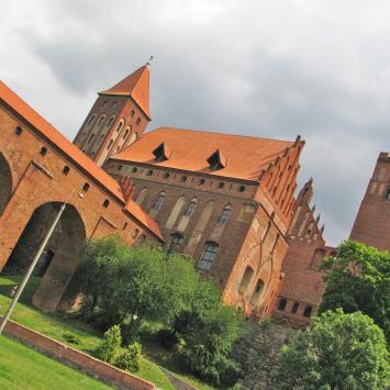 Zamek w Kwidzynie - zdjęcie