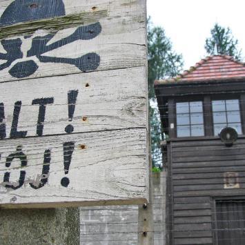 Obóz Auschwitz - zdjęcie