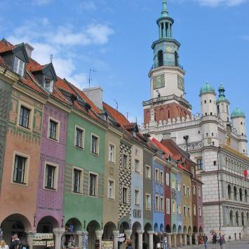 Poznań Rynek, Anna Piernikarczyk
