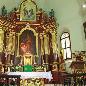 Kościół Św. Mikołaja w Szczebrzeszynie