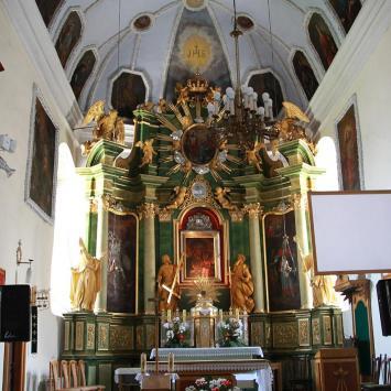 Kościół Św. Katarzyny w Szczebrzeszynie