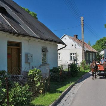 Ścieżka Szczebrzeszyn - Kawęczynek