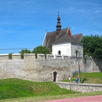 Kościół Św. Władysława w Szydłowie - zdjęcie
