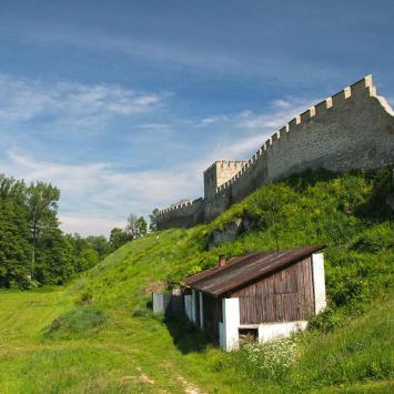 Mury obronne w Szydłowie - zdjęcie
