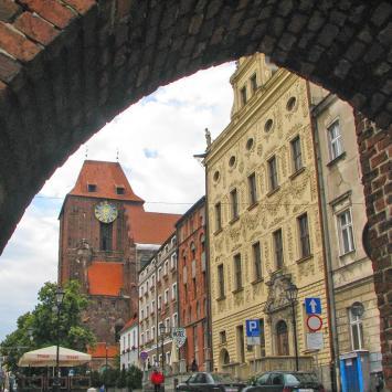 Toruń katedra, Anna Piernikarczyk