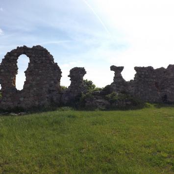 Zamek w Kurzętniku