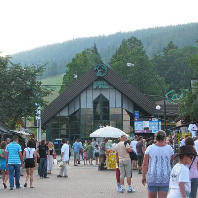 Kolej Gubałówka w Tatrach