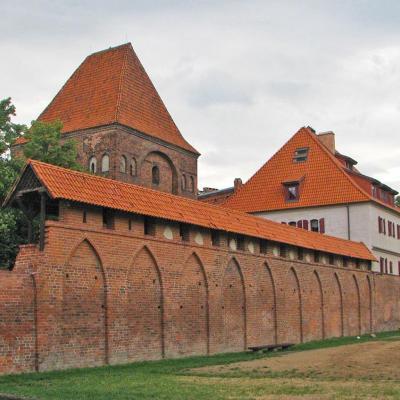Zamek w Toruniu