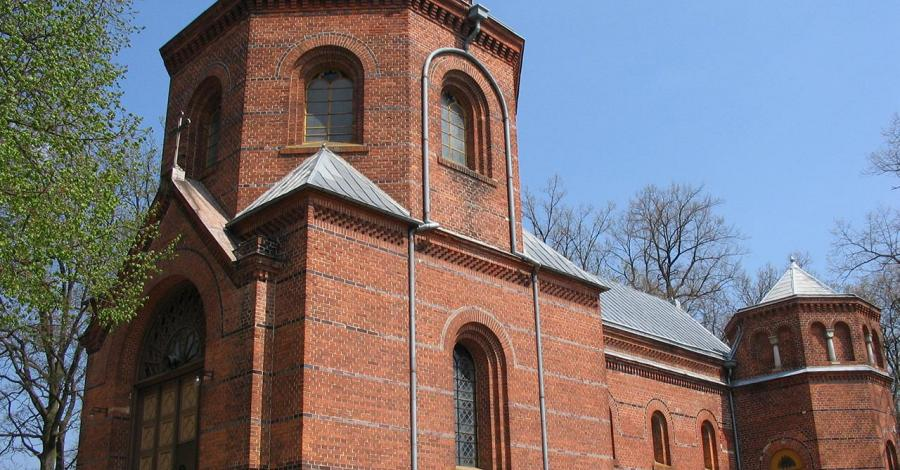 Kościół MB Ostrobramskiej w Antoninie - zdjęcie
