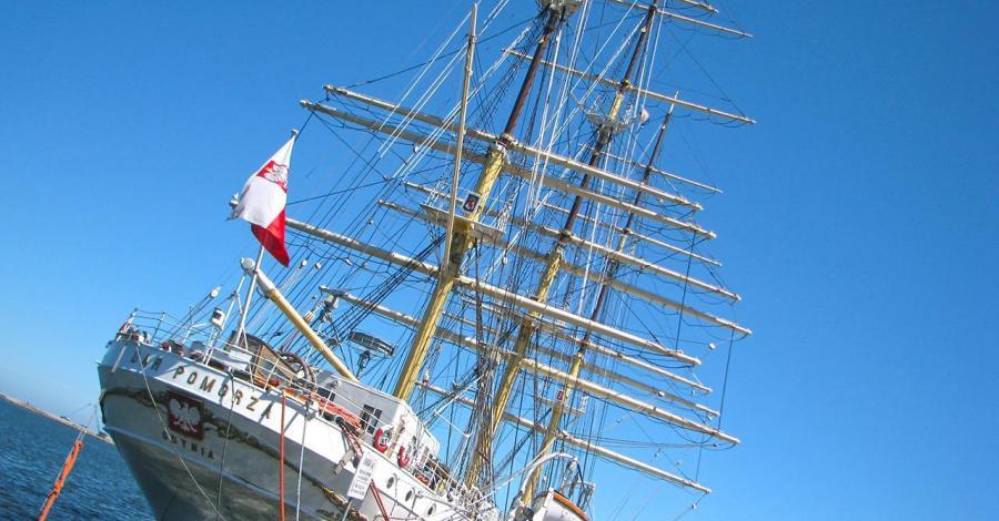 Dar Pomorza w Gdyni - zdjęcie