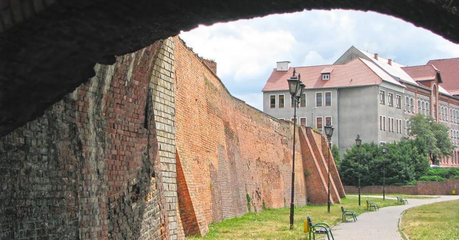 Mury miejskie w Grudziądzu - zdjęcie