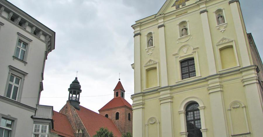Kościół Św. Franciszka Ksawerego w Grudziądzu - zdjęcie