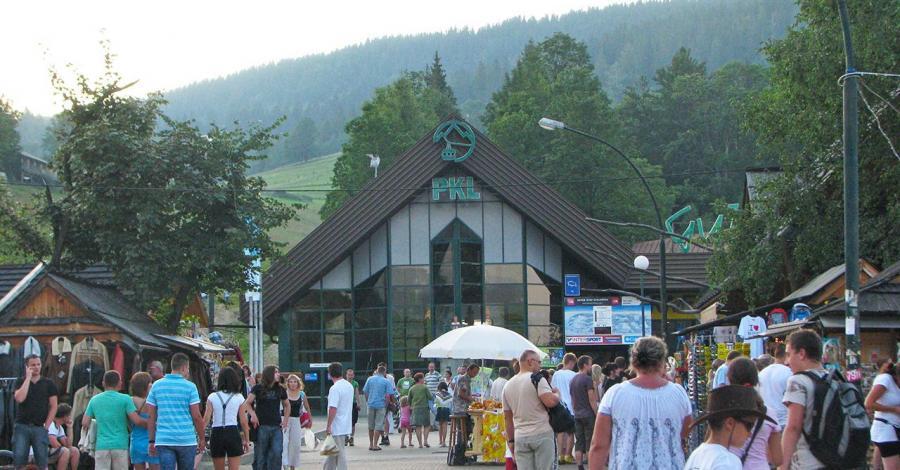 Kolej Gubałówka w Tatrach - zdjęcie