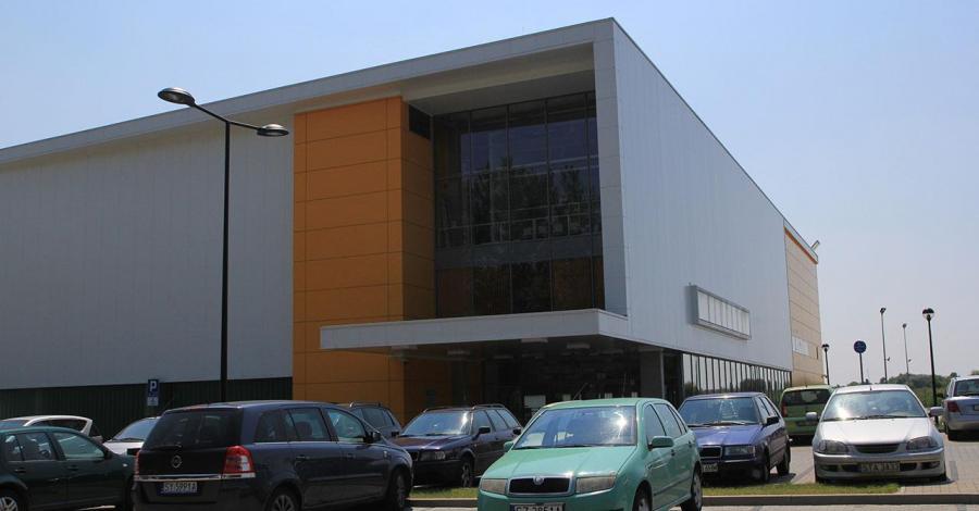 Hala Sportowa w Tarnowskich Górach - zdjęcie
