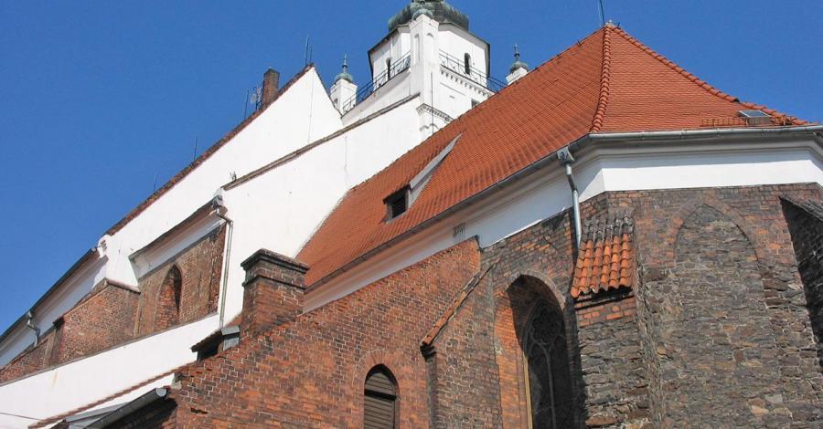 Kościół ewangelicki w Kluczborku - zdjęcie