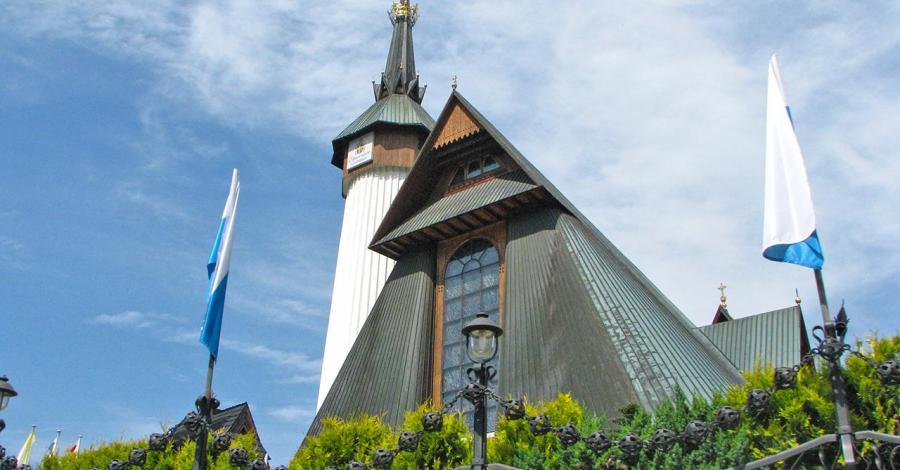 Sanktuarium na Krzeptówkach - zdjęcie