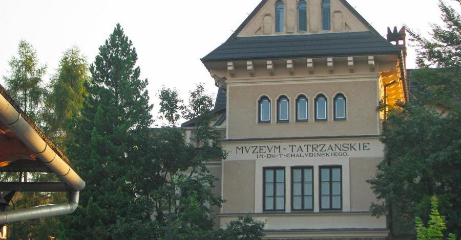 Muzeum w Zakopanem - zdjęcie