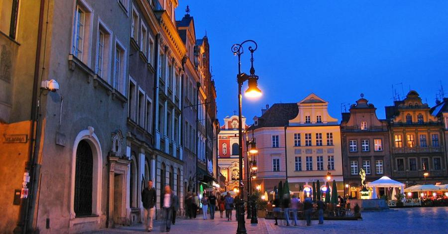 Rynek w Poznaniu - zdjęcie