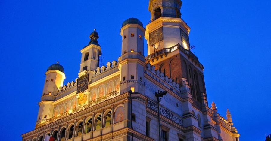 Ratusz w Poznaniu - zdjęcie