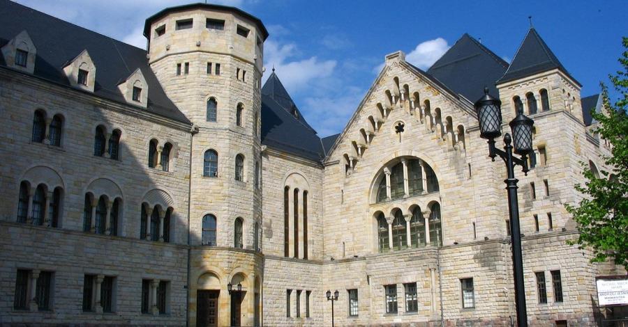Zamek cesarski w Poznaniu - zdjęcie