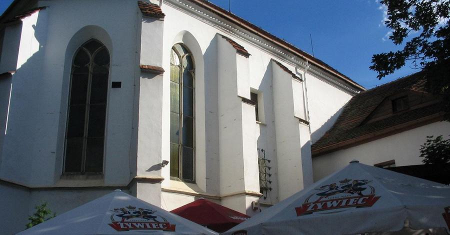 Mury w Świdnicy - zdjęcie