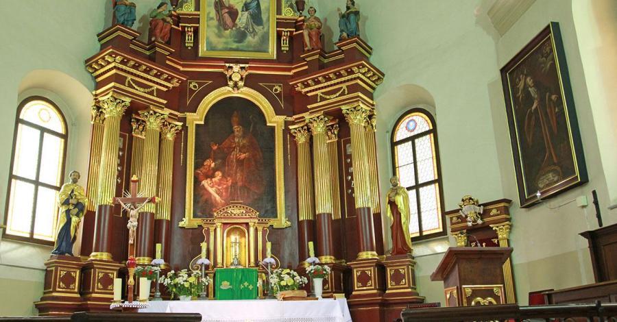 Kościół Św. Mikołaja w Szczebrzeszynie, Anna Piernikarczyk