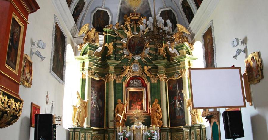 Kościół Św. Katarzyny w Szczebrzeszynie - zdjęcie