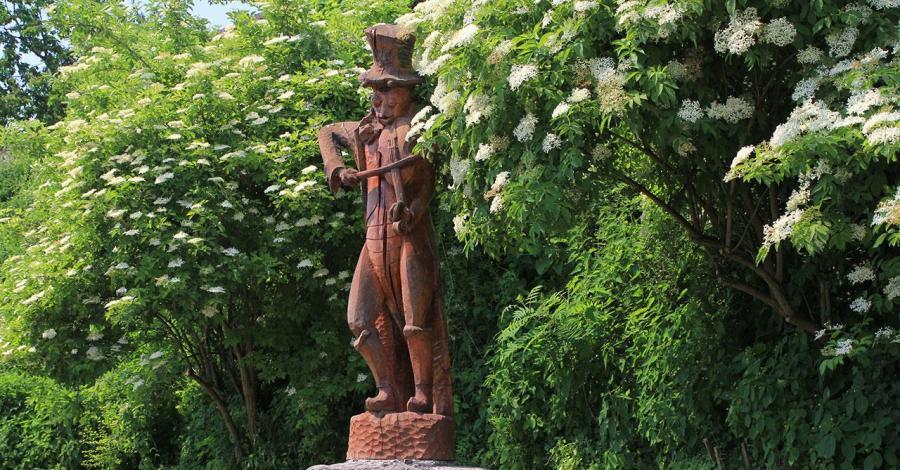 Chrząszcz w Szczebrzeszynie - zdjęcie