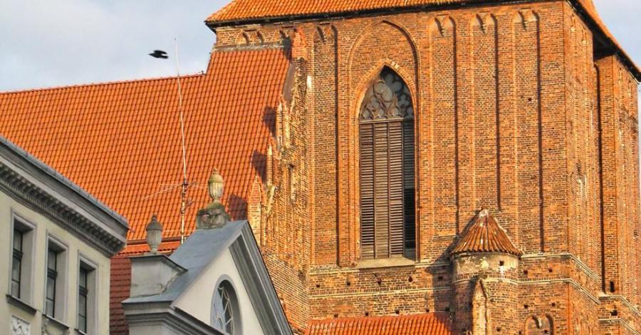 Katedra w Toruniu - zdjęcie