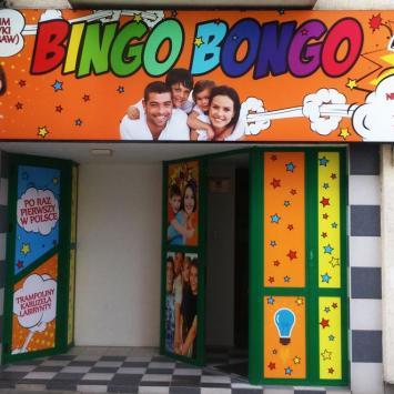 Centrum rozrywki Bingo Bongo w Warszawie