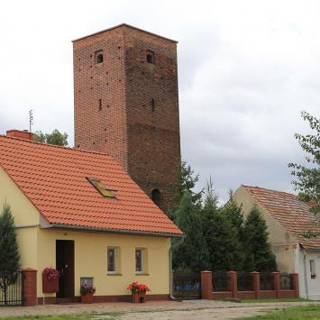 Baszta Piaskowa w Byczynie - zdjęcie