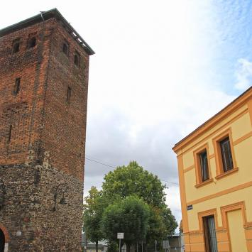 Brama Niemiecka w Byczynie - zdjęcie