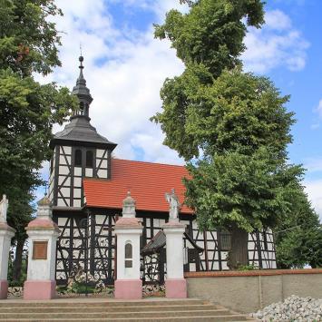 Kościół Św. Floriana w Jedlcu