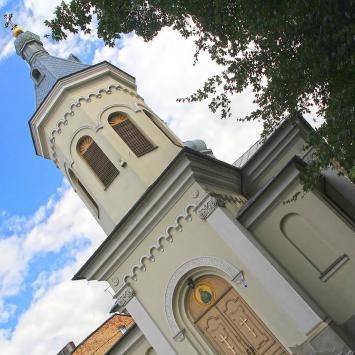Cerkiew w Kaliszu