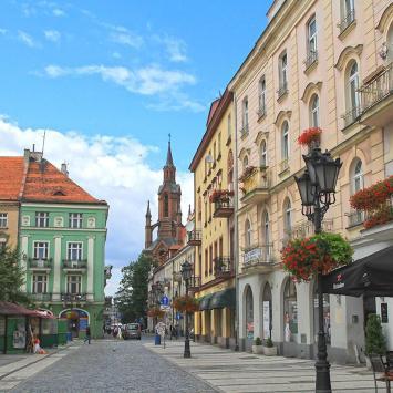 Rynek w Kaliszu